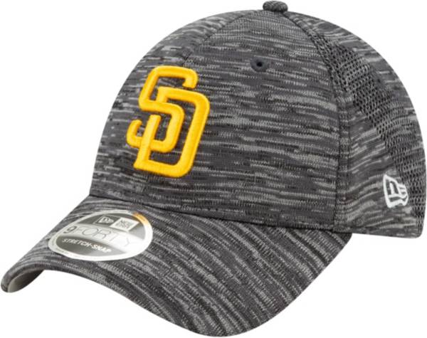 New Era Youth San Diego Padres Gray 9Forty Shadow Neo Adjustable Hat product image