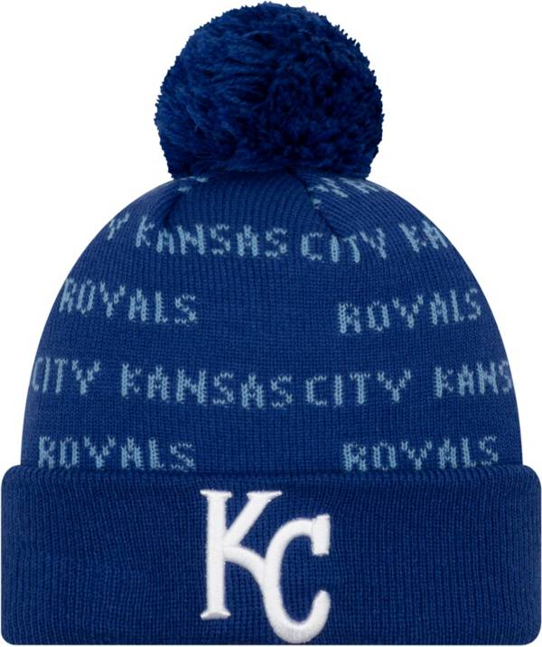 New Era Youth Kansas City Royals Repeat Knit Hat product image