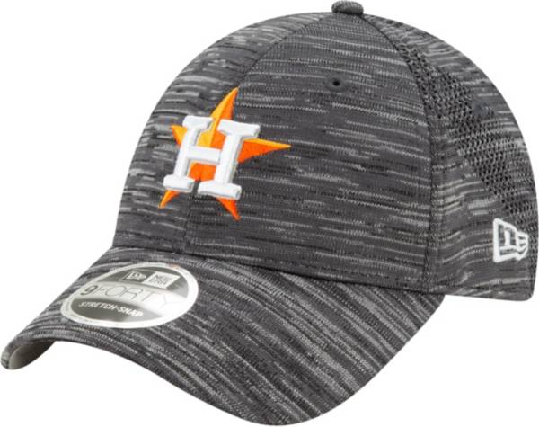 New Era Youth Houston Astros Gray 9Forty Shadow Neo Adjustable Hat product image