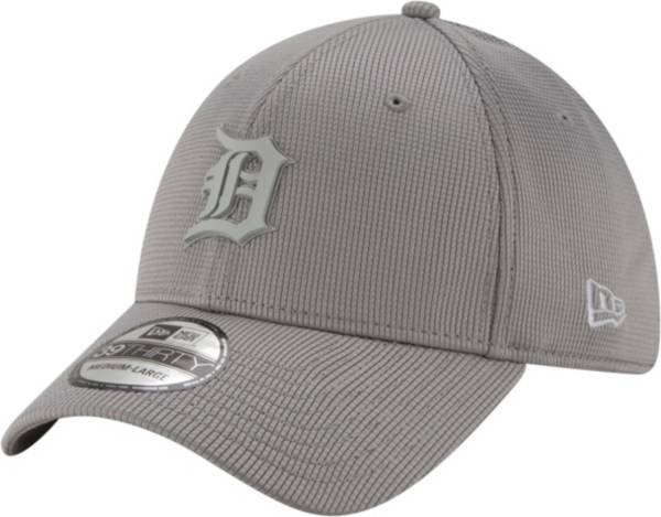 New Era Men's Detroit Tigers Gray 39Thirty Clubhouse Stretch Fit Hat product image