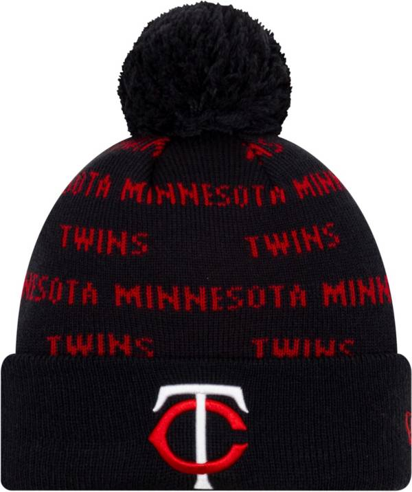 New Era Youth Minnesota Twins Repeat Knit Hat product image