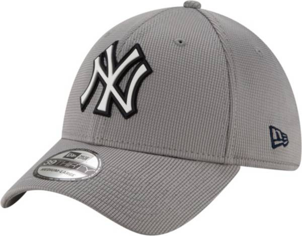 New Era Men's New York Yankees Gray 39Thirty Clubhouse Stretch Fit Hat product image