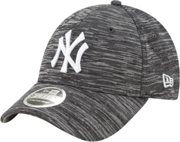 New Era Youth New York Yankees Gray 9Forty Shadow Neo Adjustable Hat product image