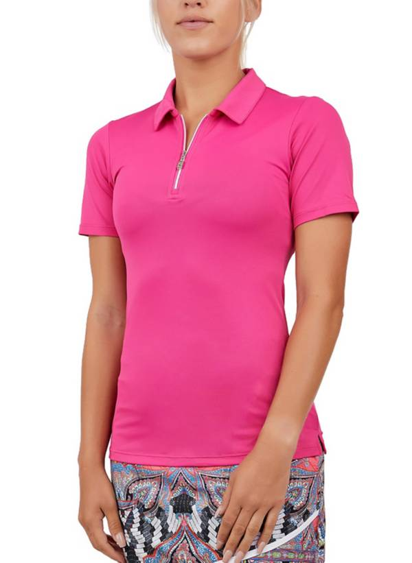 Sofibella Women's Short Sleeve Golf Polo product image