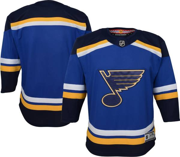 NHL Youth St. Louis Blues Premier Home Blank Jersey product image