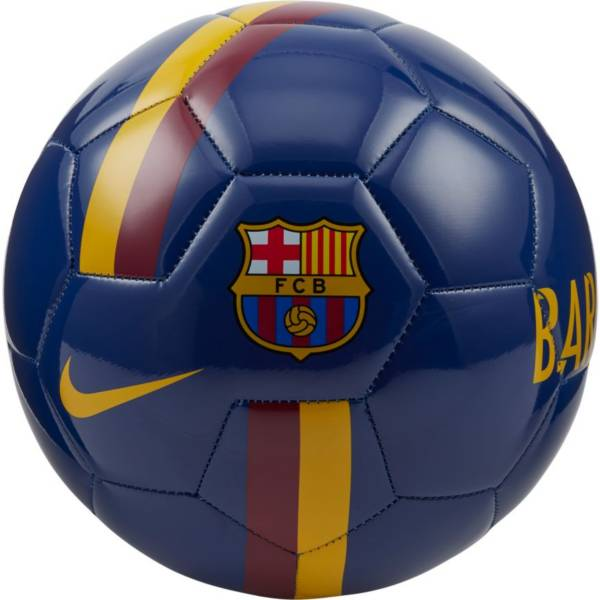 Nike Barcelona Supporters Soccer Ball product image