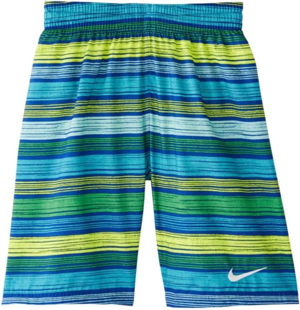 Nike Boys' 6:1 Stripe Breaker Volley Swim Trunks product image