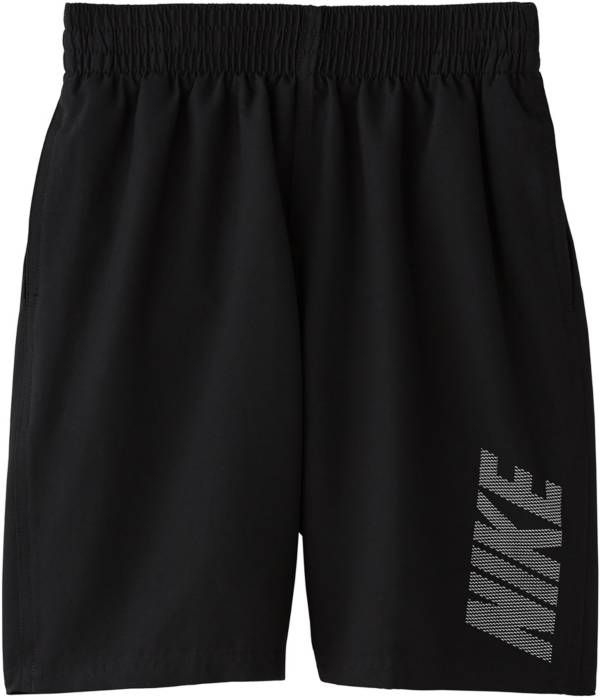 Nike Boys' Logo Solid Volley Swim Trunks product image