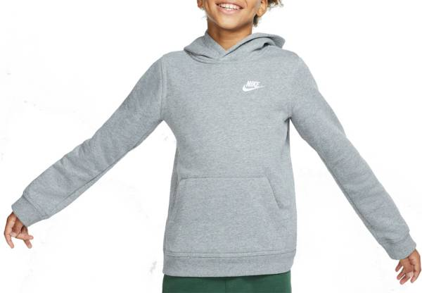 Nike Boys' Sportswear Club Cotton Hoodie product image