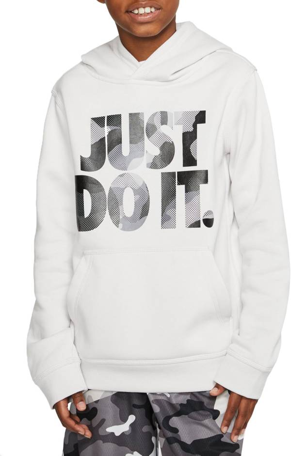 Nike Boy's Sportswear Camo Club Hoodie product image