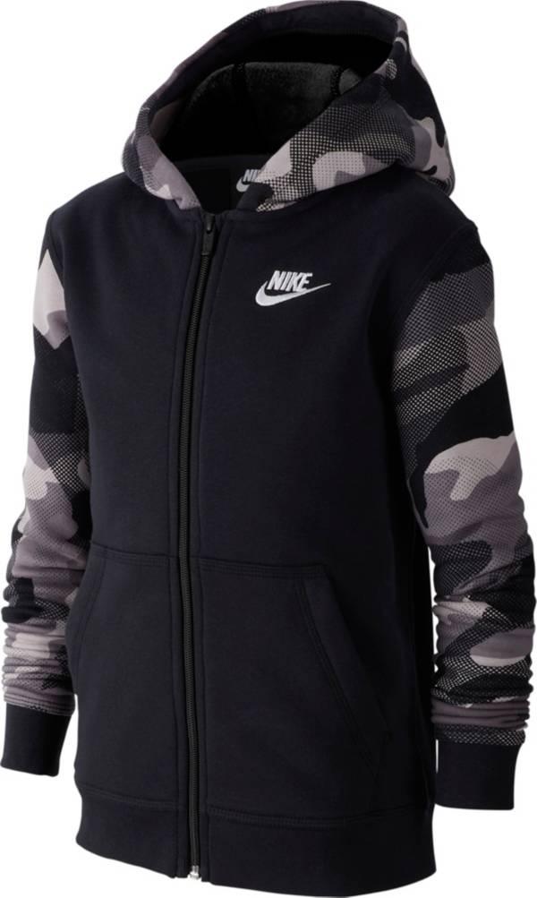 Nike Boy's Sportswear Camo Club Full-Zip Hoodie product image