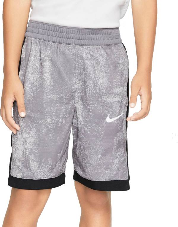 Nike Boys' Elite Dri-FIT Printed Basketball Shorts product image