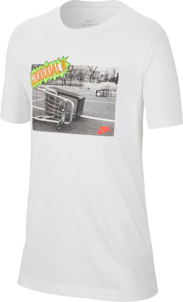 Nike Boys' Sportswear Soccer Goal T-Shirt product image