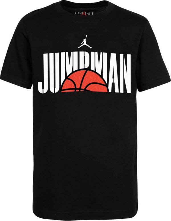 Jordan Boy's Jumpman Basketball Graphic T-Shirt product image