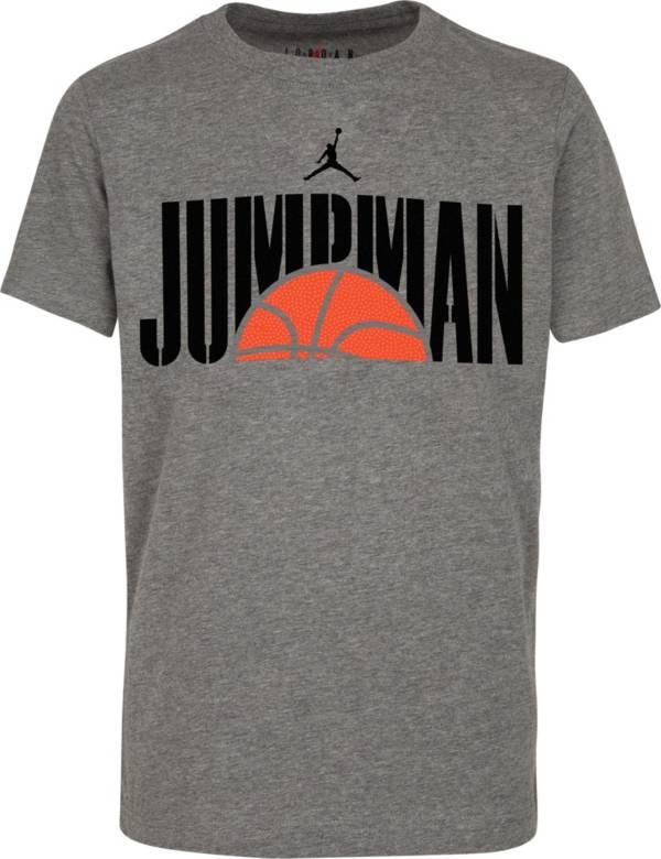 Jordan Boy's Jumpman Basketball Graphic T-Shirt product image