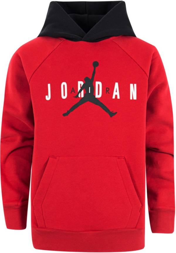 Jordan Boys' Sueded Fleece Colorblock Hoodie product image