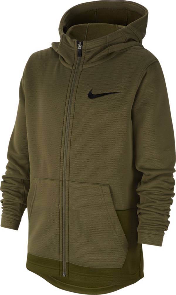 Nike Boys' Elite Therma Full-Zip Hoodie product image