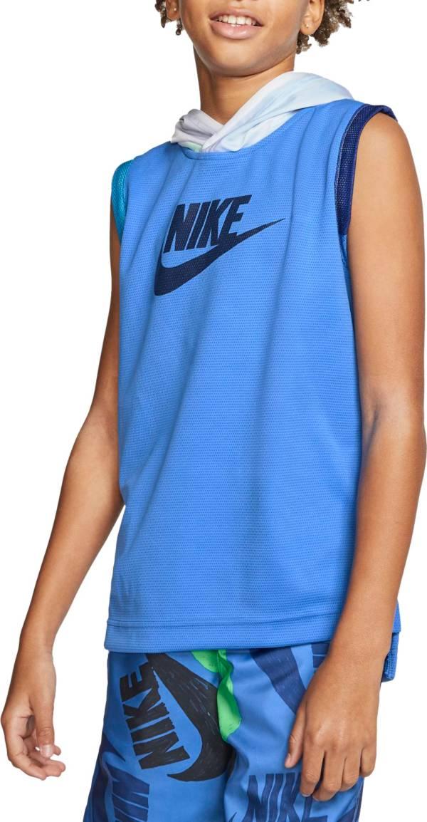 Nike Boys' Mesh Sleeveless Hoodie product image