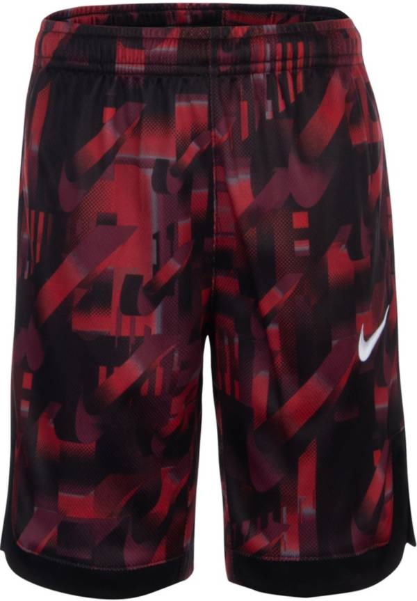 Nike Little Boys' Dri-FIT Legacy Printed Basketball Shorts product image
