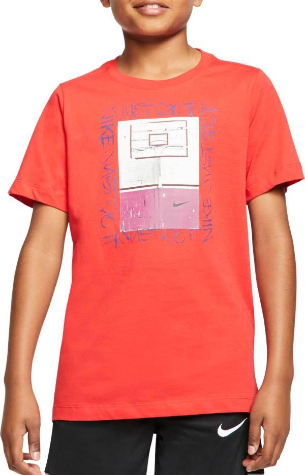 Nike Boys' Basketball Hoop T-Shirt product image