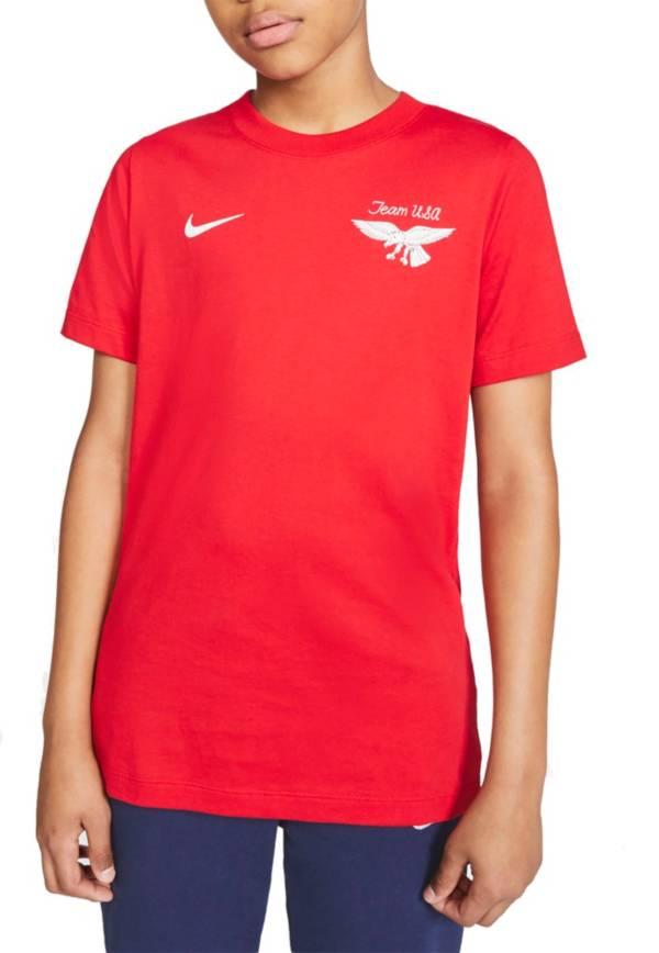 Nike Boys' Sportswear USA Olympic Eagle T-Shirt product image