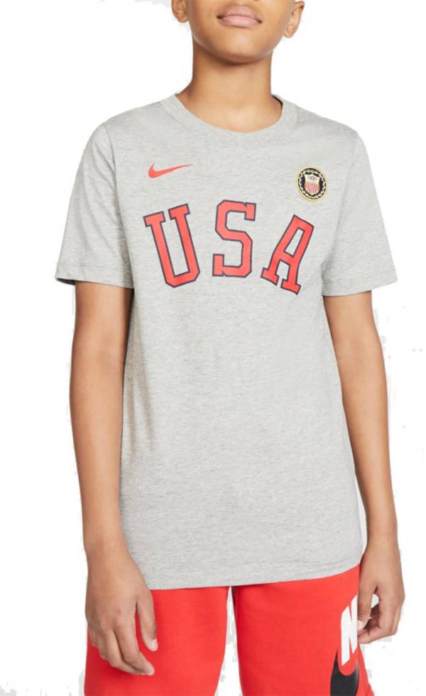 Nike Boys' Sportswear Olympic USA Graphic T-Shirt product image