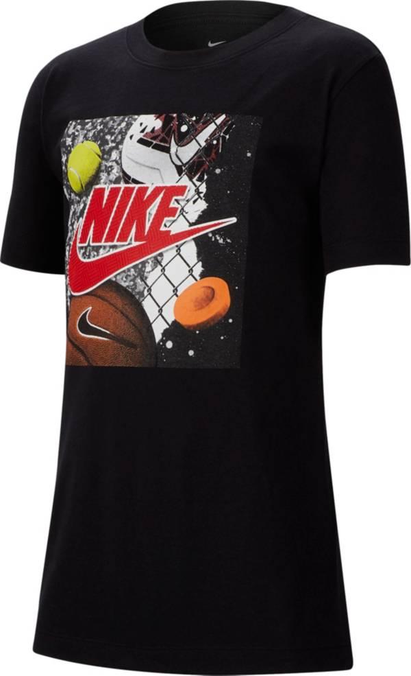 Nike Boys' Sportswear Multi Sport Graphic T-Shirt product image