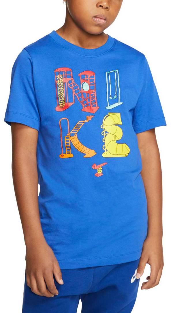 Nike Sportswear Unisex Kids' Playground T-Shirt product image