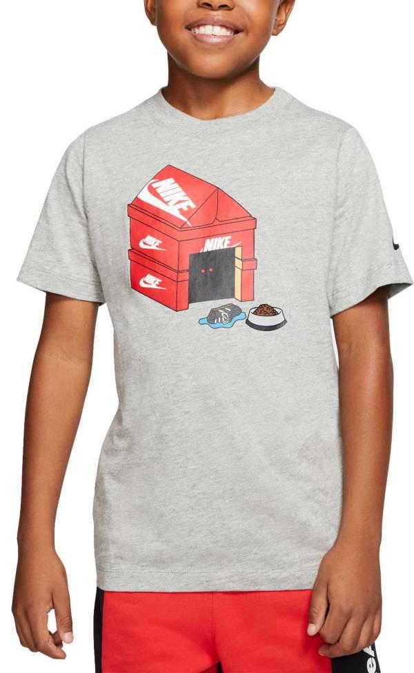 Nike Sportswear Boys' Shoe Doghouse T-Shirt product image