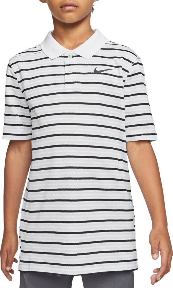 Nike Boys' Multi-Stripe Dry Victory Golf Polo product image