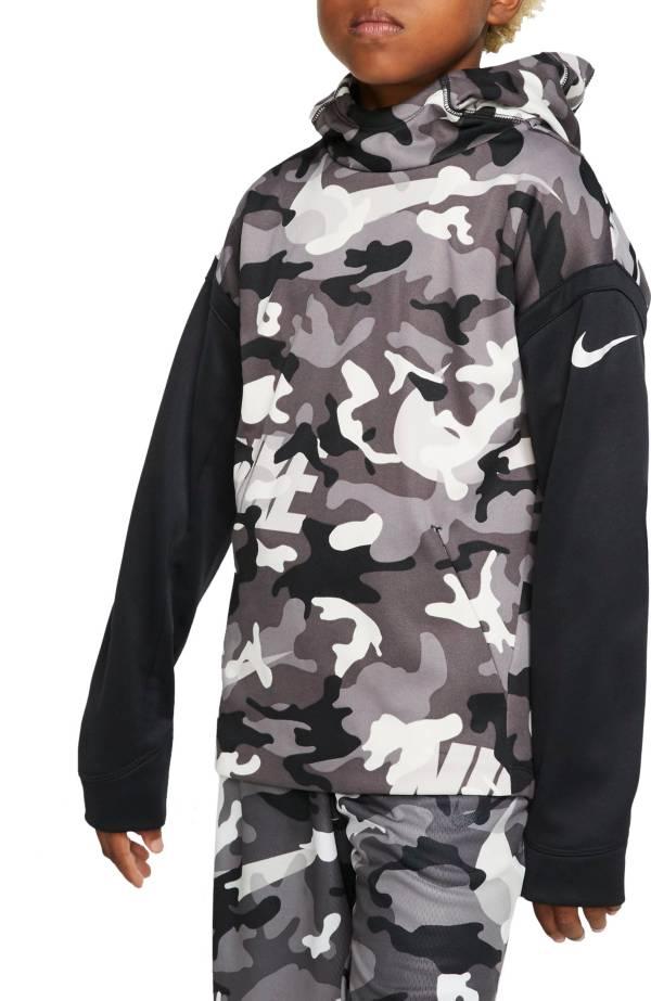 Nike Boys' Therma Camo Printed Hoodie product image