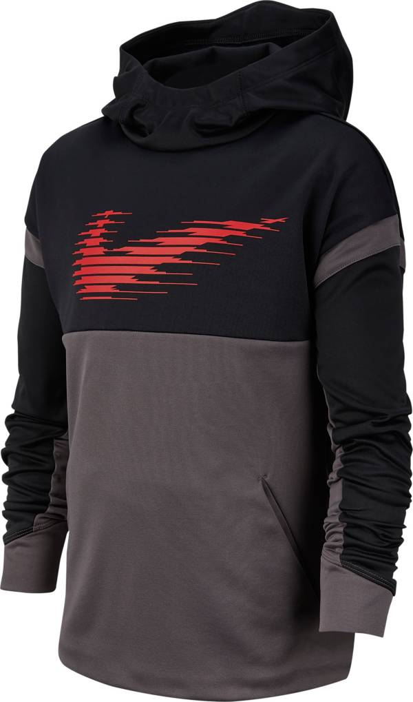 Nike Boys' Therma Graphic Hoodie product image