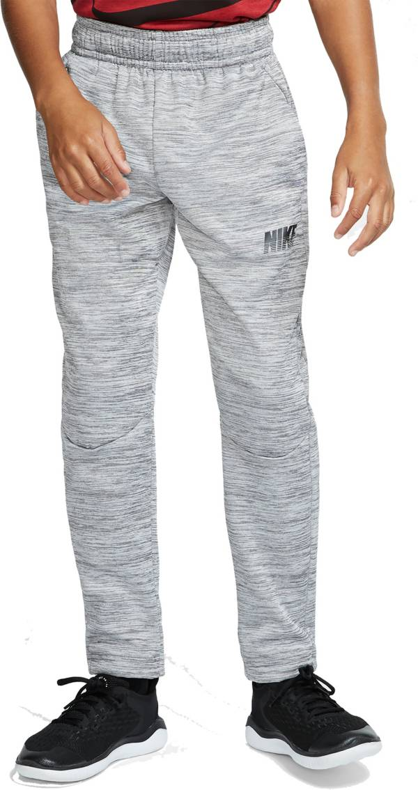 Nike Boys' Dri-FIT Therma Open Hem Pants product image