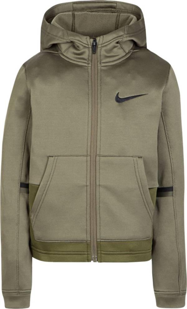 Nike Little Boys' Therma Fleece Full Zip Hoodie product image