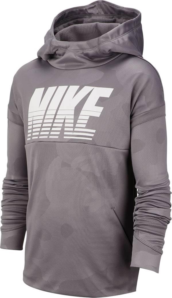 Nike Boys' Therma Embossed Hoodie product image