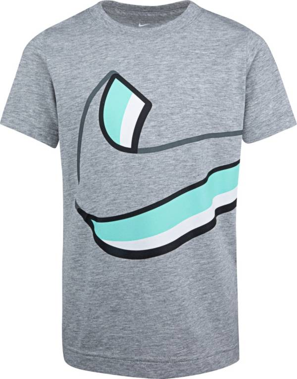 Nike Boys' Oversized Futura Wrap-Around T-Shirt product image