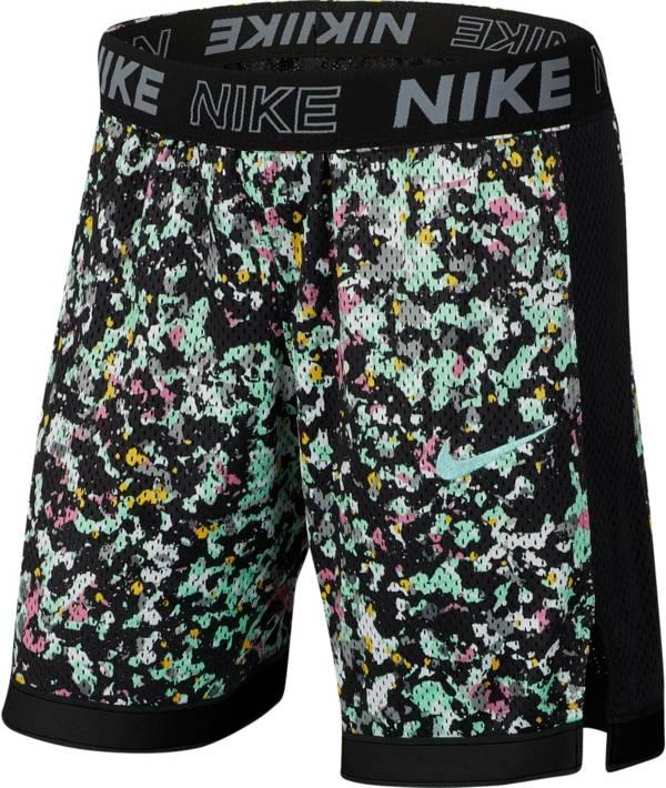 Nike Girls' Mesh 8'' Training Shorts product image