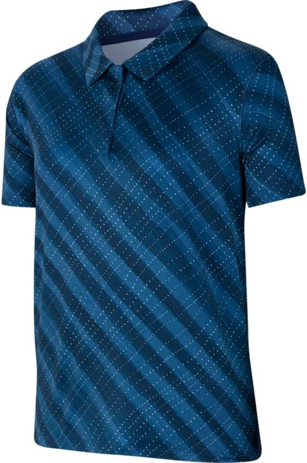 Nike Girls' Dri-FIT Printed Golf Polo product image
