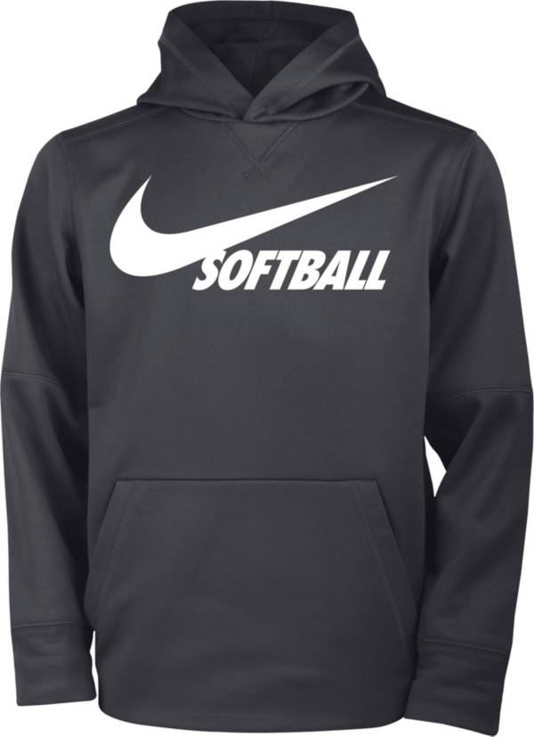 Nike Girls' Therma Pullover Softball Hoodie product image