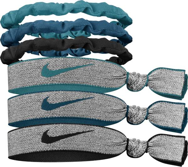 Nike Novelty Elastic Hair Ties and Pouch – 6 Pack product image