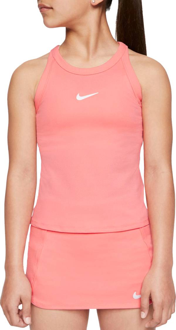 Nike Girls' Tennis Dry Tank Top product image