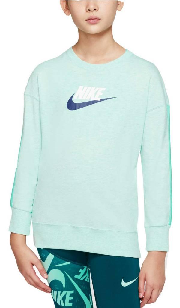 Nike Girls' Sportswear Jersey Long Sleeve Shirt product image