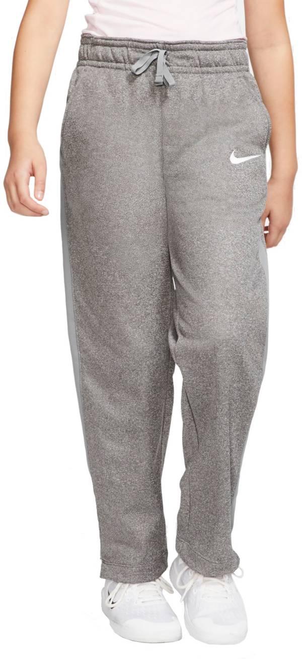 Nike Girls' Dri-FIT Therma Open Hem Pants product image