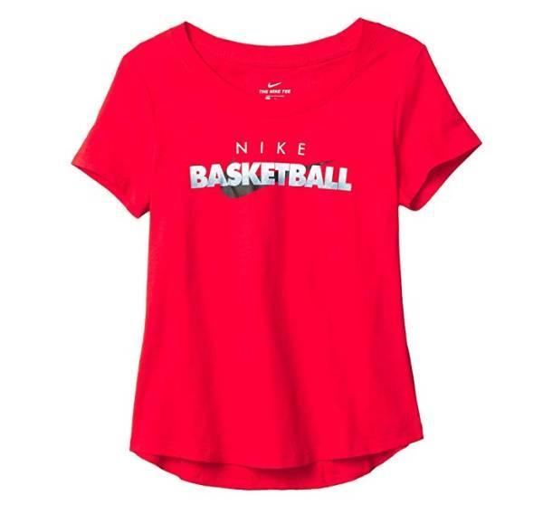 Nike Girls' Sportswear Basketball T-Shirt product image