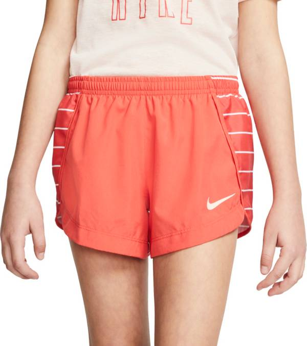 Nike Girls' Sprinter Side Stripe Running Shorts product image