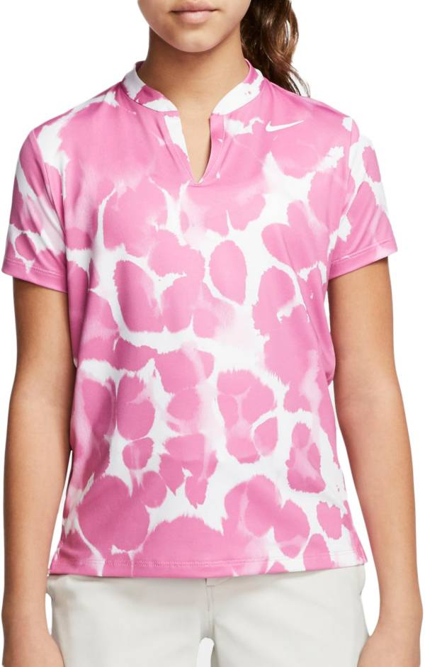 Nike Girls' Dry Printed Golf Polo product image