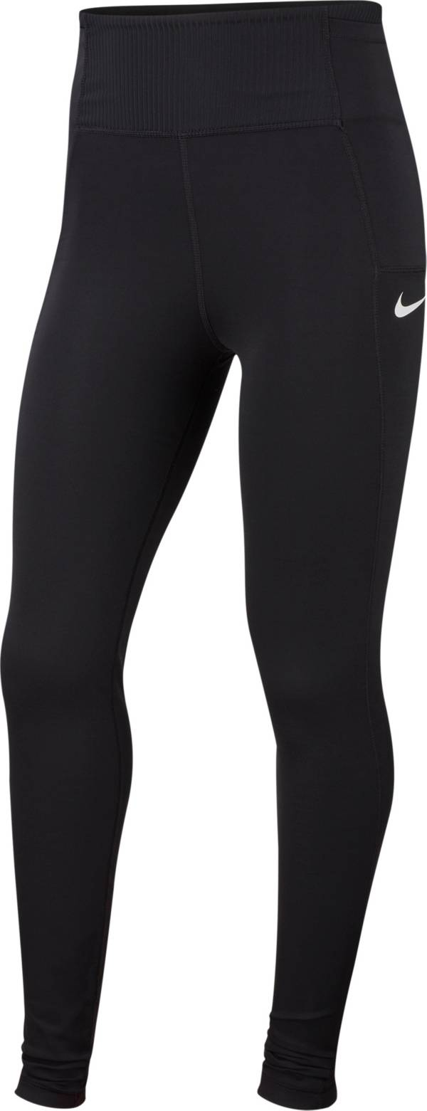 Nike Girls' High Waist Training Tights product image