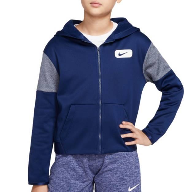 Nike Girls' Therma Full-Zip Hoodie product image