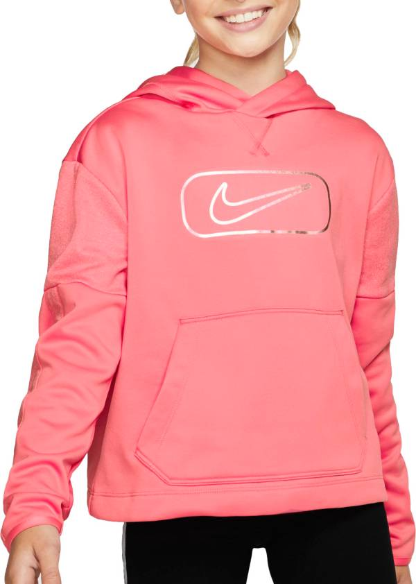 Nike Girl's Therma Shine Hoodie product image