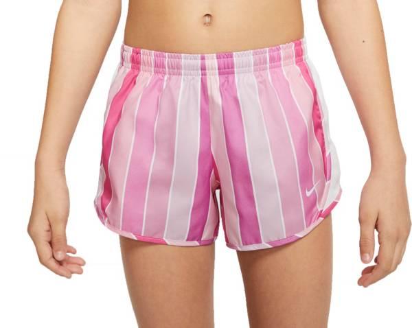 Nike Girls' Retro Stripe Tempo Shorts product image